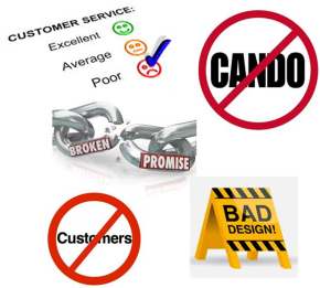 What irritates customers most? The top five irritations revealed!