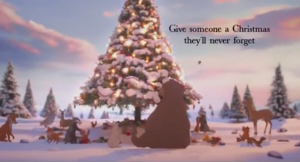 0 john lewis advert