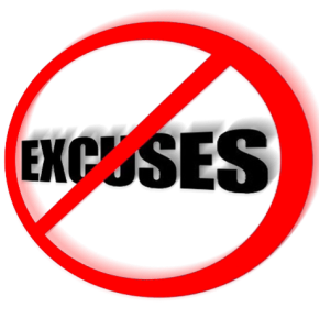 Excuses, excuses – why justifying and defending are customer experience cardinal sins!