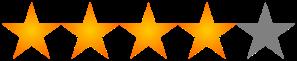0 4 star