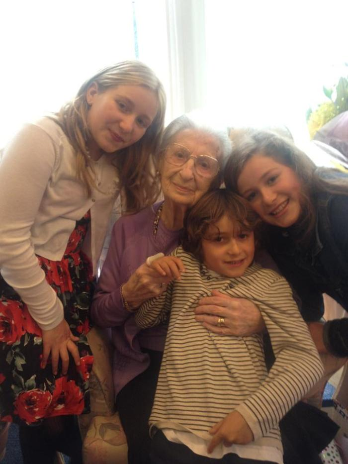 0 grandma golding
