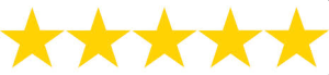 0 five stars