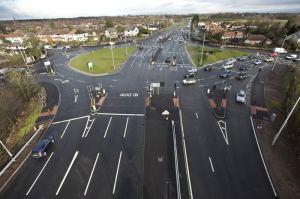 Chester's Hamburger Roundabout