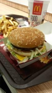 The Ian Golding Big Mac!