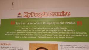 Atul's 'people promise'