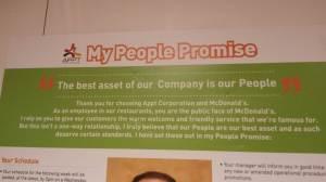 Atul's 'people promise'