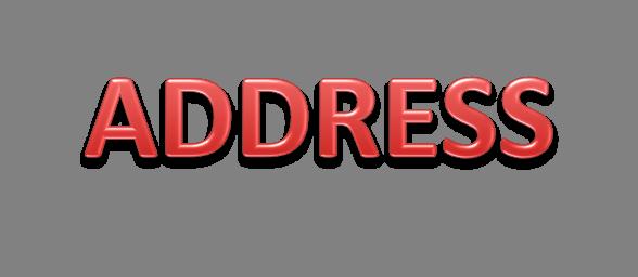0 address