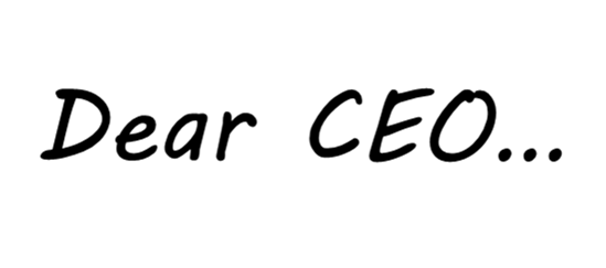 0 CEO letter