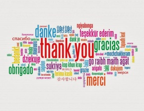 'Thank You'! The two most important 'Customer Experience' words of all
