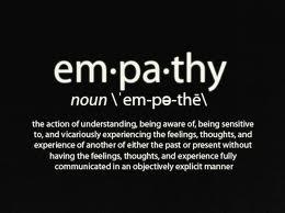 0 empathy