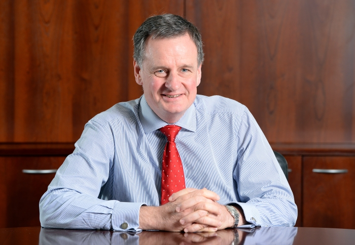 Mark Horsley, CEO, Northern Gas Networks